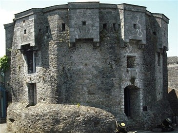 Athlone Castle Keep